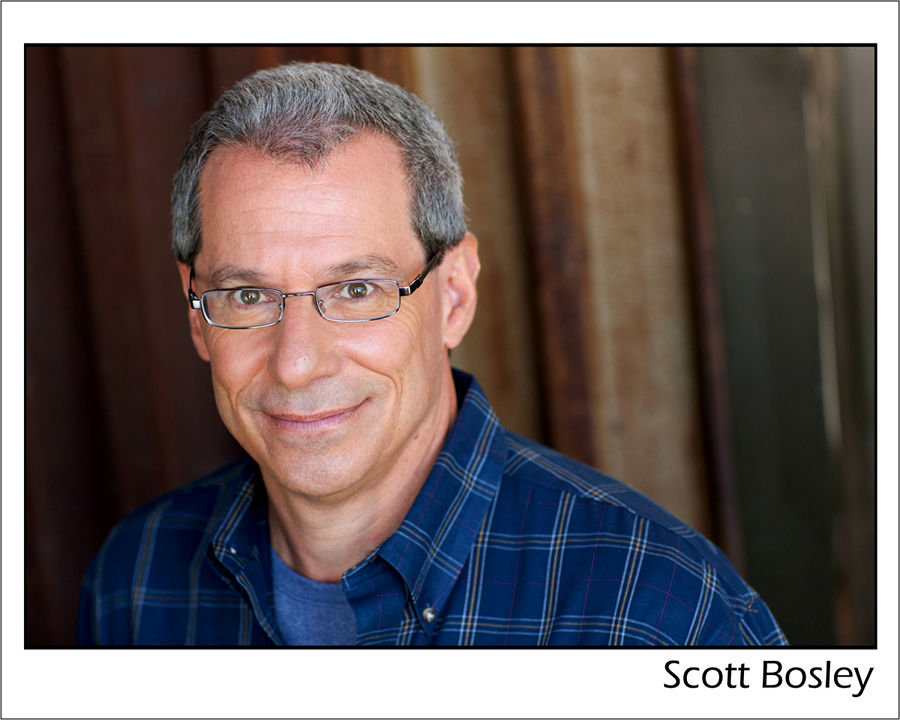 Headshot - Scott Bosley Head Shot CP TV FILM 1